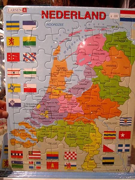 荷蘭各城市的市徽