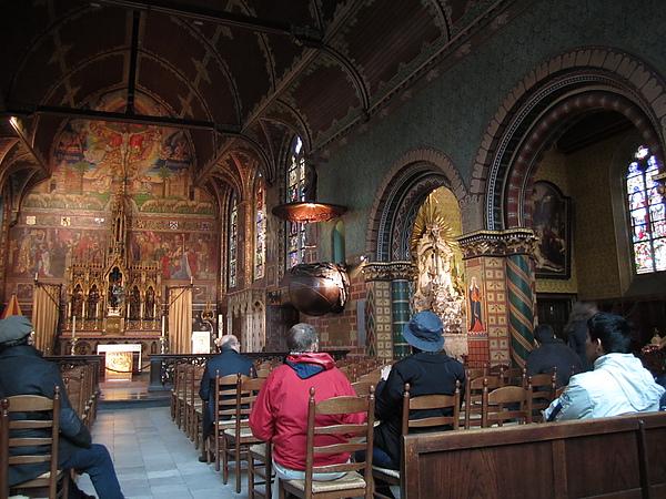 聖血禮拜堂