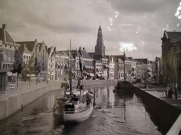 Groningen 的舊時代