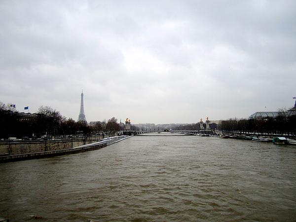 SEINE 塞納河