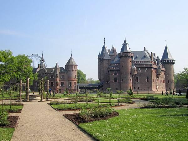 De Haar 古堡
