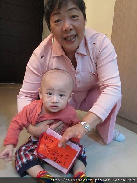 二姐其實是我的二奶奶~哈ㄏ.JPG