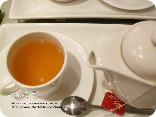 黃金香柚茶(可回沖)