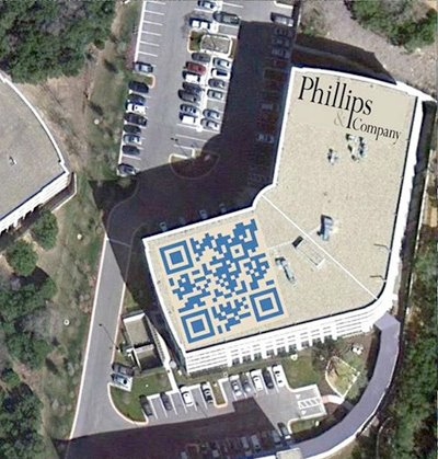 QRCode_Top_of_the_Building