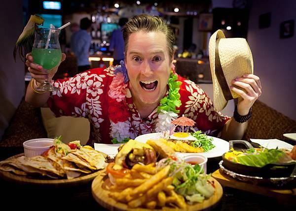 Jimolulu 美式夏威夷主題餐廳