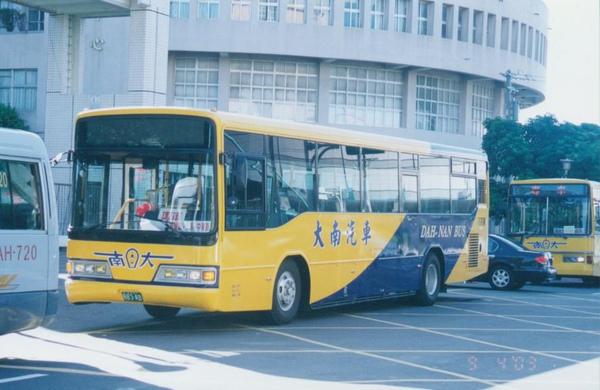 大南汽車(客運) 感謝台北提供