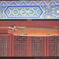 象徵寺院地位崇高的木魚
