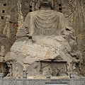 龍門最大尊的佛像