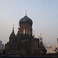 白天的索菲亞教堂