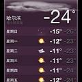 最最冷的時候