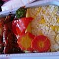 P1100827-阿姨的茄汁雞肉炒飯好好吃.JPG