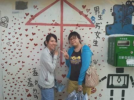 2012.8.4眷村裡迷路-6