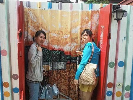 2012.8.4眷村裡迷路-1