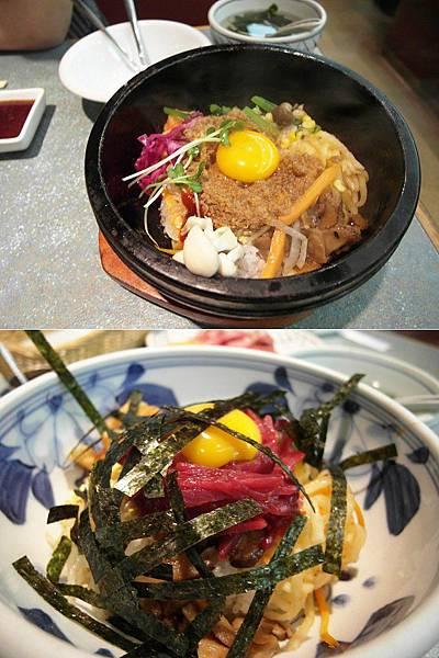 石鍋拌飯和生馬肉也偏甜