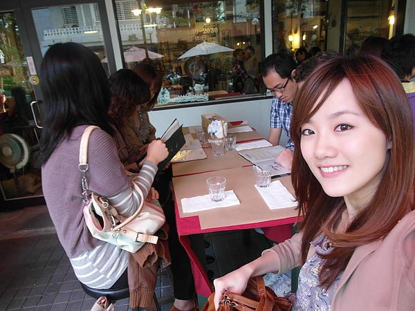11/28 中午吃栗子咖啡