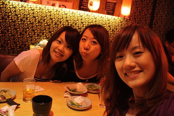 大家都有吃飽厚?!這間的創意日式料理真的很特別,但吃著吃著我心漸漸飄向徹~好想預約去吃唷!