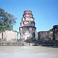 Prasat Kravan只有5個塔超好逛,讚!