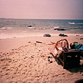 沙子細白 海水清徹 老外多到我們以為自己在歐美國家