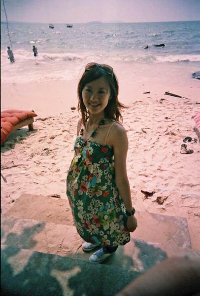 一出去就是海灘 夢幻夢幻