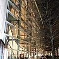 東京國際會議中心,舉行國際會議之外,也有藝術相關展出或表演