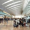 羽田機場現在以國內線為主,只有很小一部份飛國際線