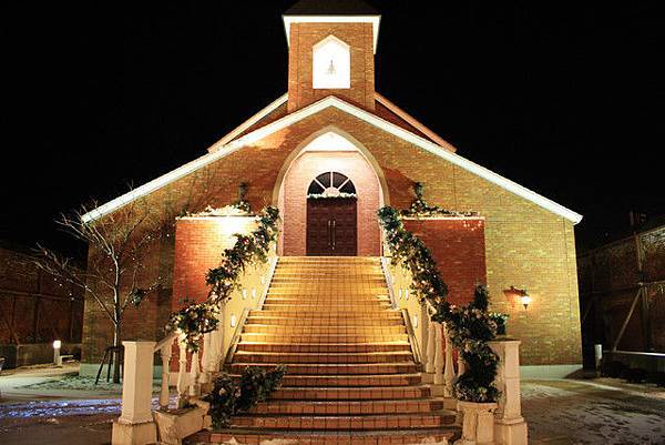 Afite函館Stella Maris Church結婚教堂