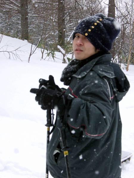 下次有機會再一起去滑雪喔!