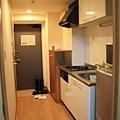 我們家唷^_^接下來一個禮拜我們要住在這個小公寓裡!