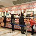 每天都會經過車站旁的百貨公司超市,這次特地來逛一逛