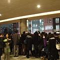 這才驚覺原來今天是布萊德彼特本人到場參加日本首映會!
