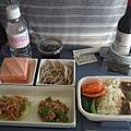 機餐:宮保肉片飯