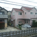 可愛的粉紅色房子 話說日本房子都好可愛~