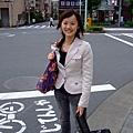wow~東京東京!快四年沒來了!