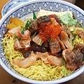 """J丼﹣海鮮大總匯...和在網路上看到的完全不一樣...=""""="""