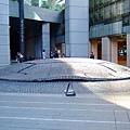亀の噴水   是華人設計的  也是鎮caretta的吉祥物喔