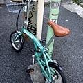 又一台小達色腳踏車  我可以直接騎走嗎?