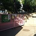 小公園隔壁就是千駄木幼稚園,可惜進不去