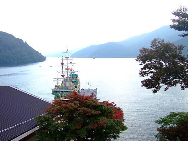 wow~海盜船己經在等我們囉!