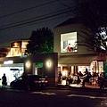 左邊是代官山駅的正面出口,根本就和隔壁的店家融合在一塊了