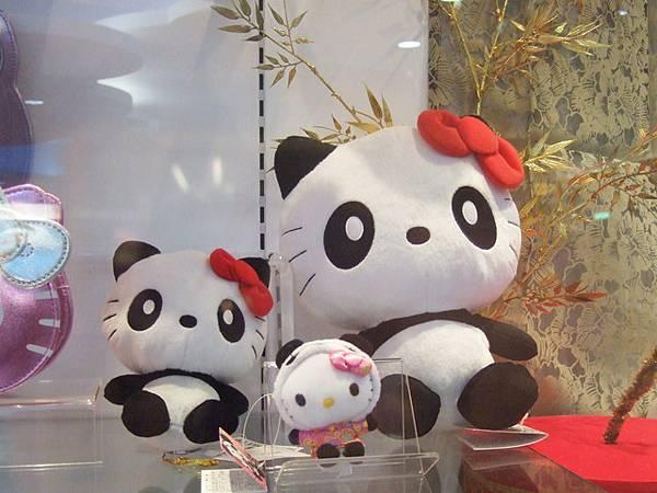 不得不說,Panda Kitty還挺可愛的!