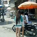 WOW  超長髮柬國妹耶!