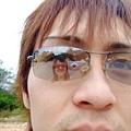 重點在Ryo哥哥的眼鏡裡有我!哇哈哈