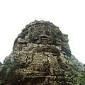 大家所謂的高棉微笑指的就是巴揚寺的微笑人臉