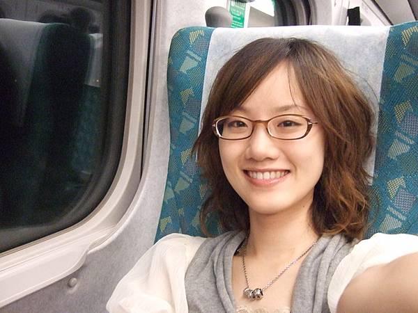 5/28很衝~端午節這晚坐高鐵北上迎接貴客 (内緒で^O^)
