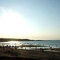 夏日白沙灣