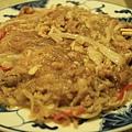 酸白菜羊肉炒粉,酸白菜夠酸也很開胃下飯唷