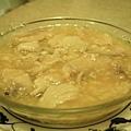 糟溜魚片,用酒釀下去處理魚肉,肉片軟滑帶甜味,還不錯