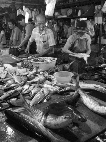 魚店夫妻檔
