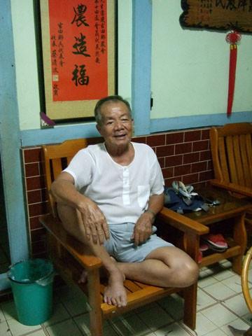 9/24 外公開心大聊他八月去名古屋的趣事