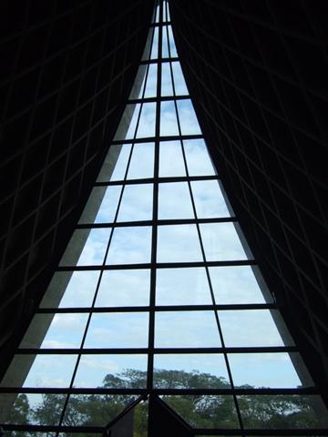 這教堂真的很特別